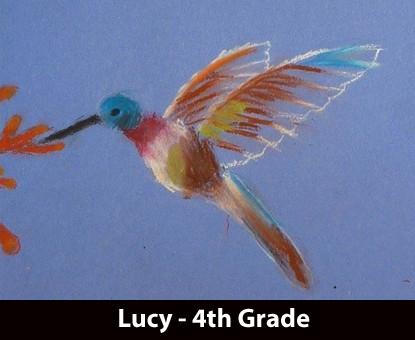 lucy-4th-grade