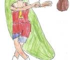 Rhian-1st-grade
